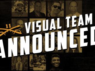 2019 Visual Team Announced