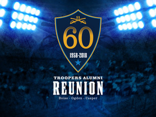 Get Ready for the Troopers Alumni Reunion!