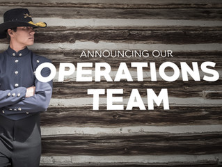 Announcing our Operations Team