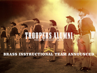 Troopers Alumni Corps: Brass Staff (and more) Announced