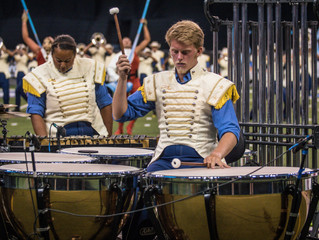 Announcing our 2018 Percussion Staff