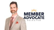 Evan Dixon selected as Member Advocate