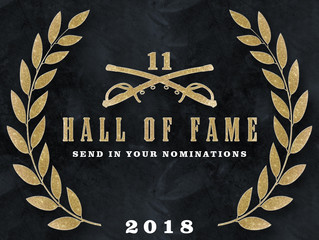 Troopers Hall of Fame - Now Accepting Nominations