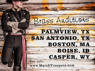 Announcing Nationwide Auditions!