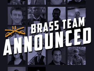 Announcing our 2019 Brass Staff