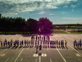 Corps Director's April Report