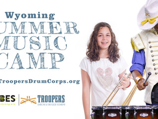 Announcing the 2nd Annual Wyoming Summer Music Camp