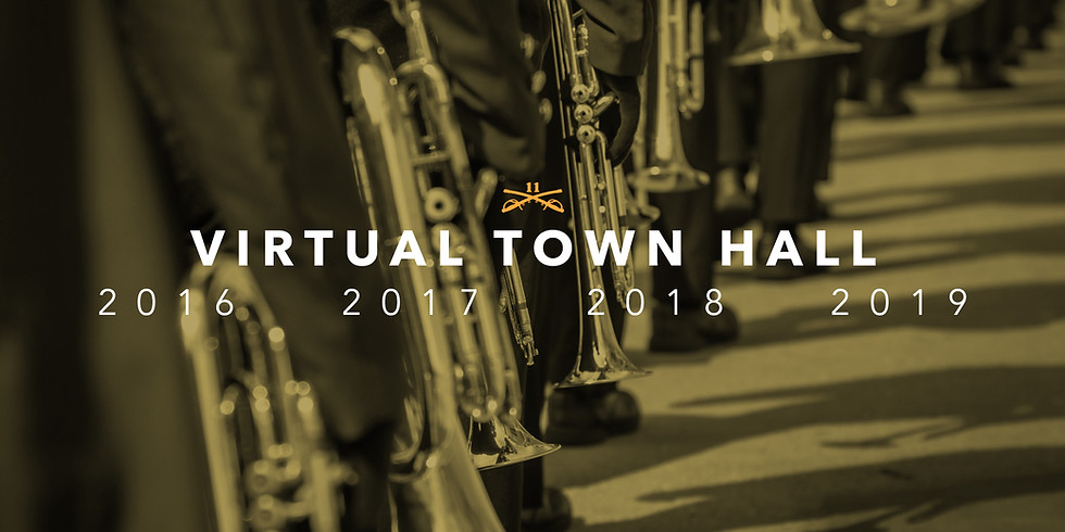 Troopers Town Hall: For members of 2016, 2017, 2018 & 2019