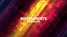 Instruments for Sale!