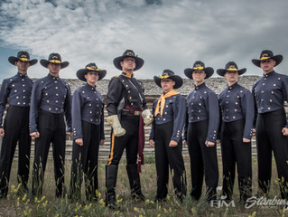 Troopers Reveal 2018 Corps Proper Uniforms