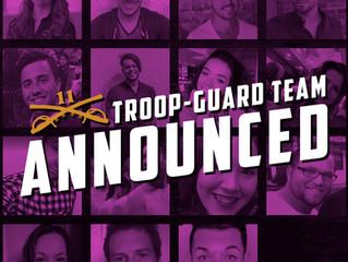 Colorguard Staff Announced!