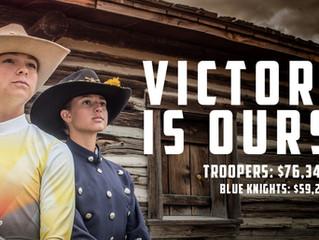 Troopers Win 2018 Rocky Mountain Rivalry