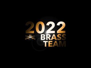 Meet the 2022 Brass Team!
