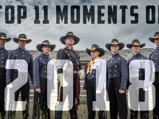 Top 11 Moments of 2018