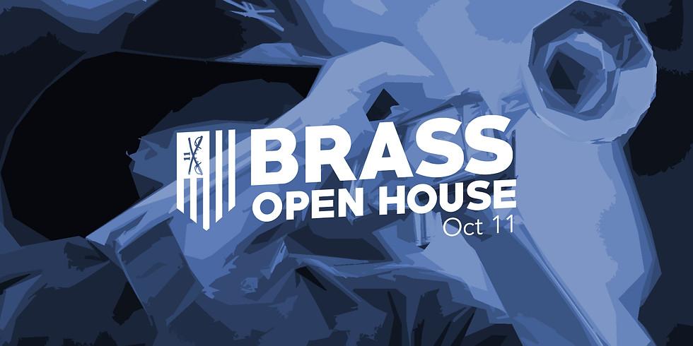 Brass Open House - Meet the Staff