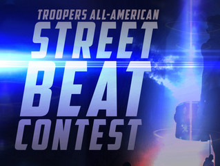 Troopers All-American Street Beat Contest!