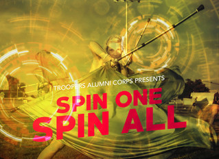 Spin one, spin all!