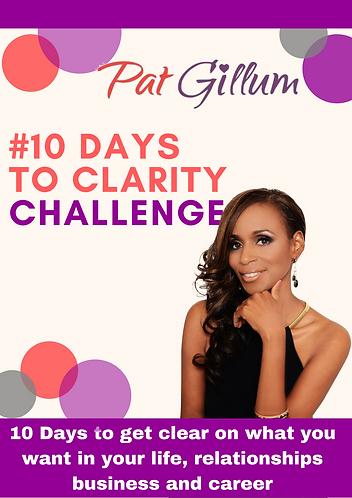 #10 Day Clarity Challenge Workbook
