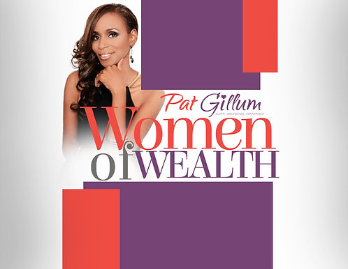 Women of Wealth Coaching Program
