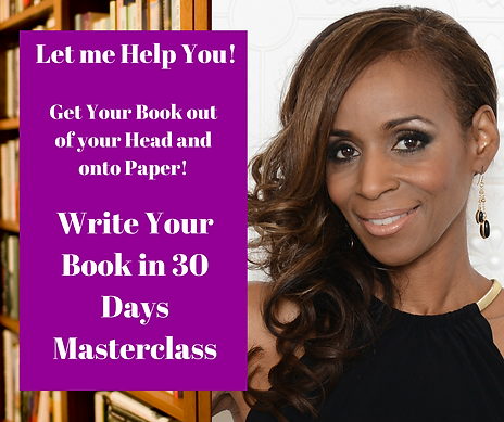 Wrtie Your Book in 30 Days Masterclass (