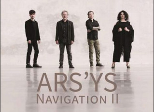 ASR'YS NOUVEAU CD Navigation II en concert d'inauguration à Saint Renan le 30 mars 2019 , en