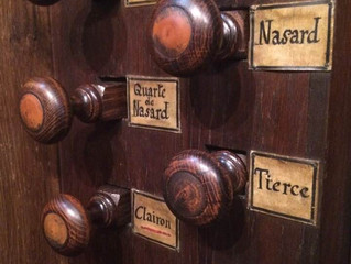 Marta Gliozzi joue l'orgue des Couperin