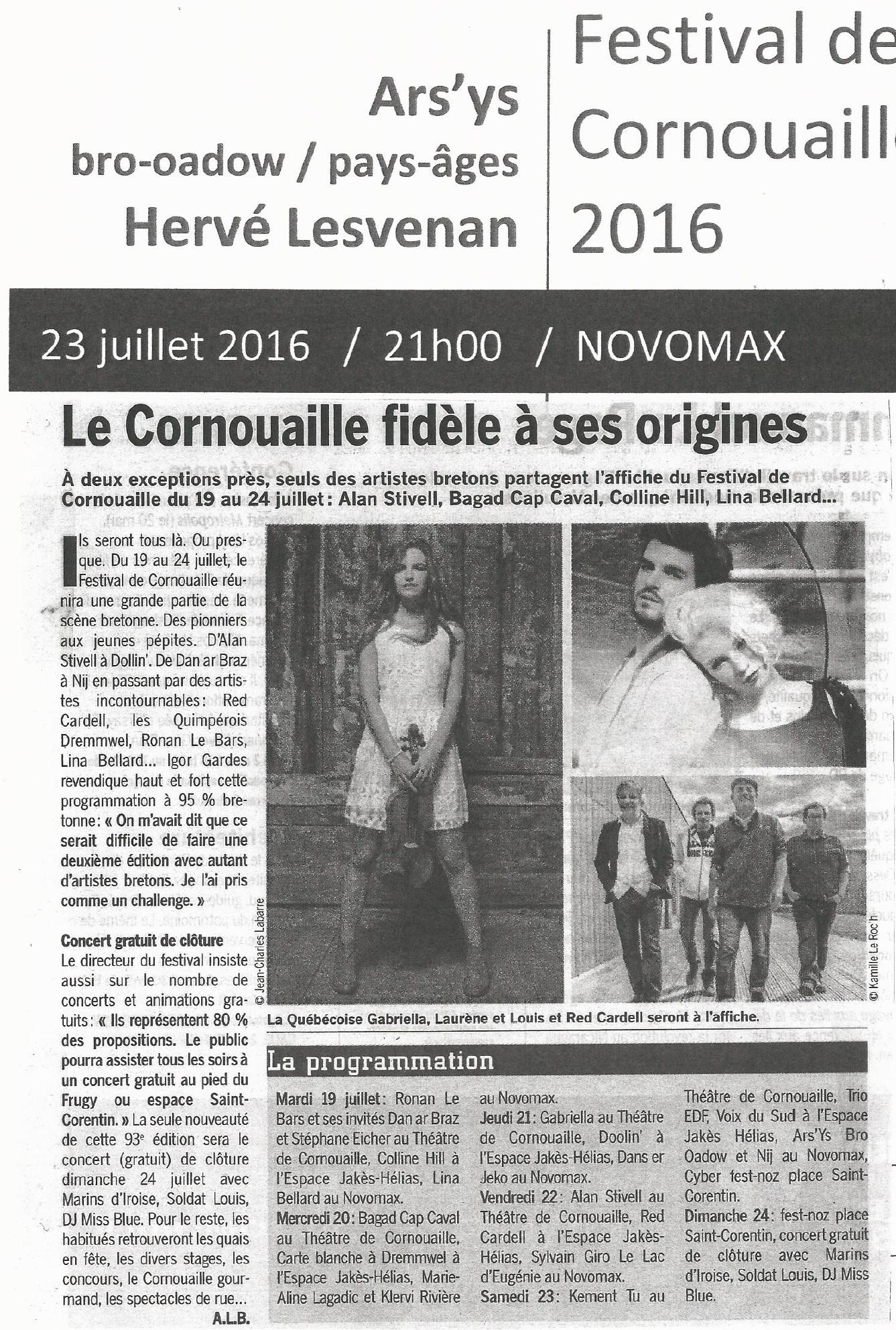 1Hervé Lesvenan Ars'Ys juin 2016