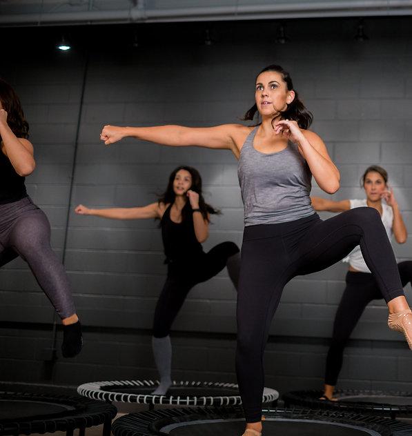 Bounce Fitness Edmonton