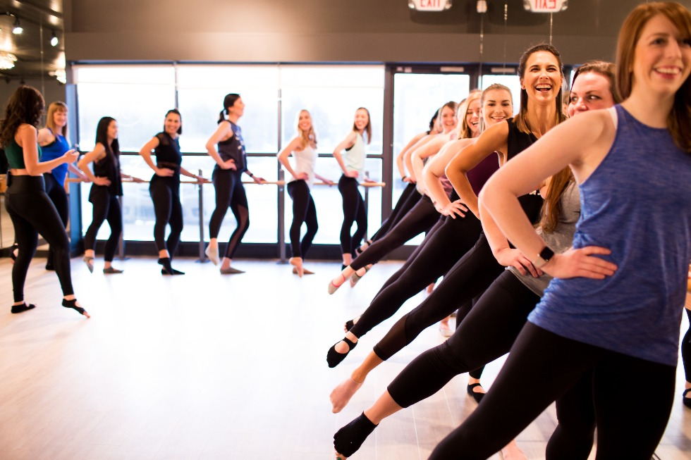 group barre photo