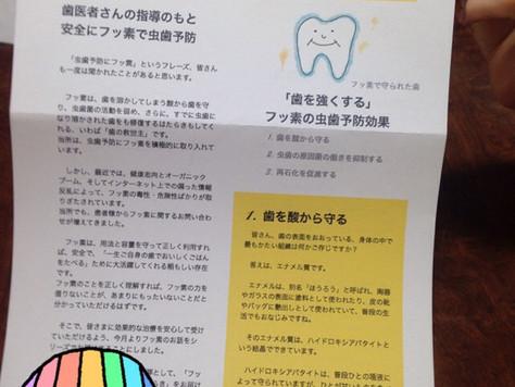 加藤歯科新聞〜4月号