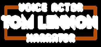 Tom Lennon Logo trans - Orange f7700e li