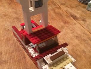 Lego version Fishbucket