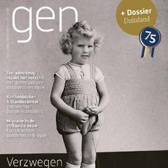 Mijn vader op de cover van GEN.