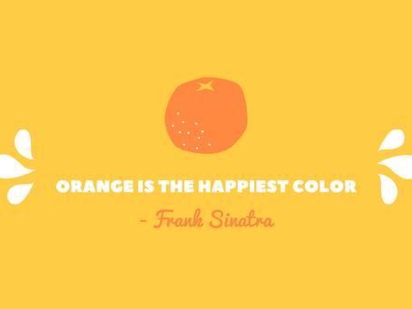 Karen Aydt - My Orange Personality