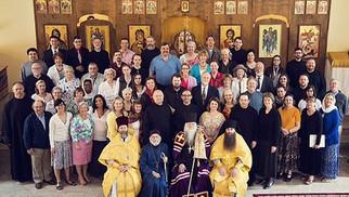 ISOCM Members Participate in Pan-Orthodox Liturgical Music Symposium