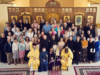ISOCM Members Participate in Pan-Orthodox Liturgical Music Symposium