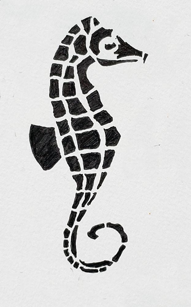 Long Island Seahorse
