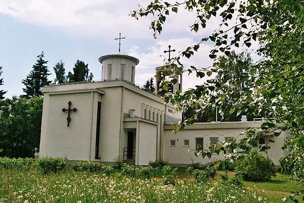 Monastery church