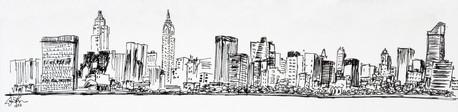 East River Skyline