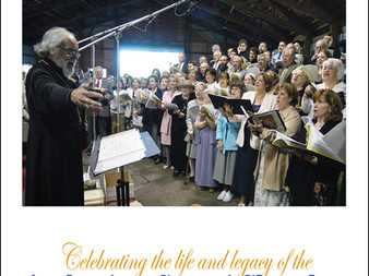 New Publication Honors Musical Legacy of the Archpriest Sergei Glagolev