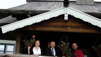 ISOCM Board Meeting in Ilomantsi