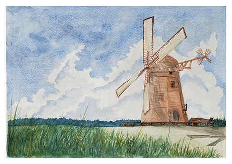 Beebe Windmill