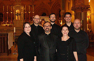 ISOCM Members Participate in World Premiere of Liturgical Composition