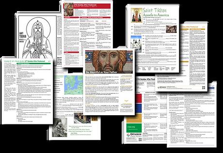 Orthodox Journeys Full Year Curriculum