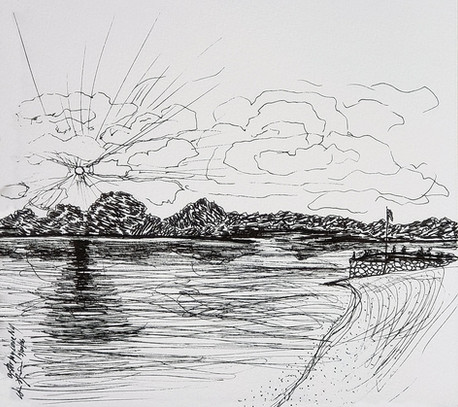 Oyster Bay Sunrise