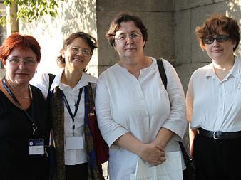 ISOCM Represented at International Congress of Byzantine Studie