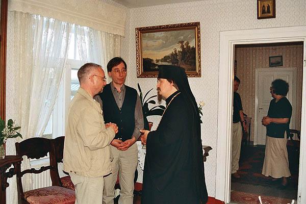 Archimandrite Sergei