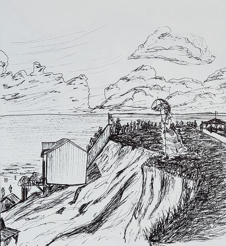 Seaside by Winslow Homer