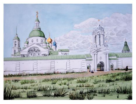 Spass-Yakolevsky Monastery