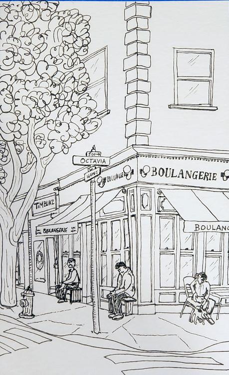 La Boulangerie Café